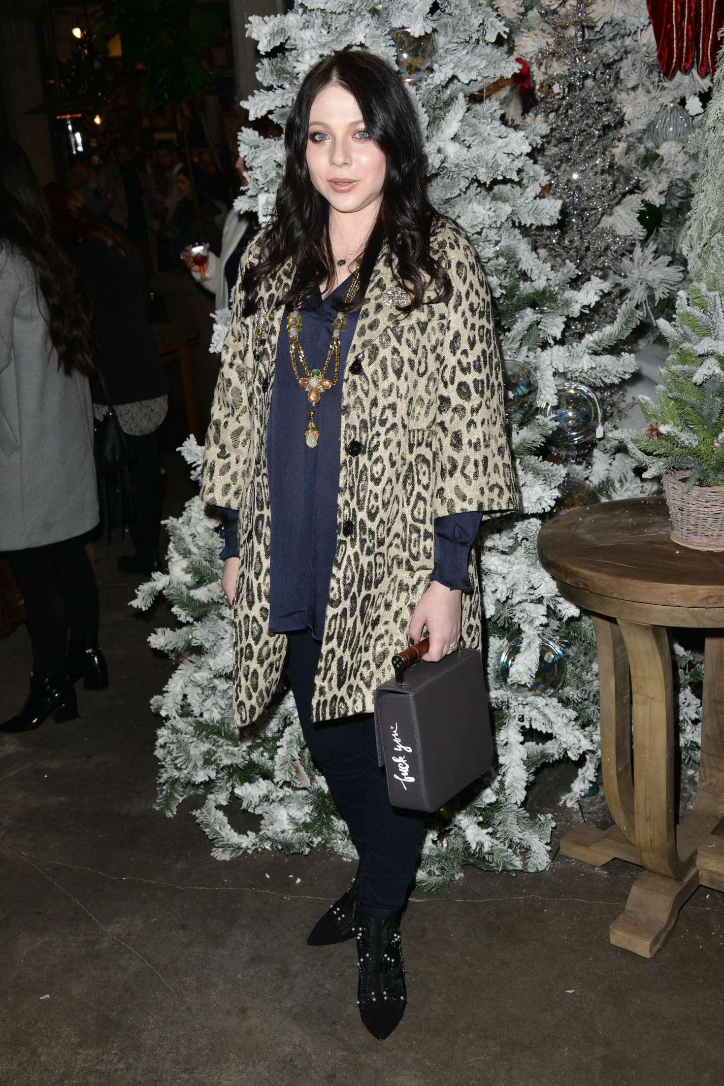 Michelle Trachtenberg 2018 : Michelle Trachtenberg: 1st Annual Cocktails for a Cause with Love Leo Rescue -02