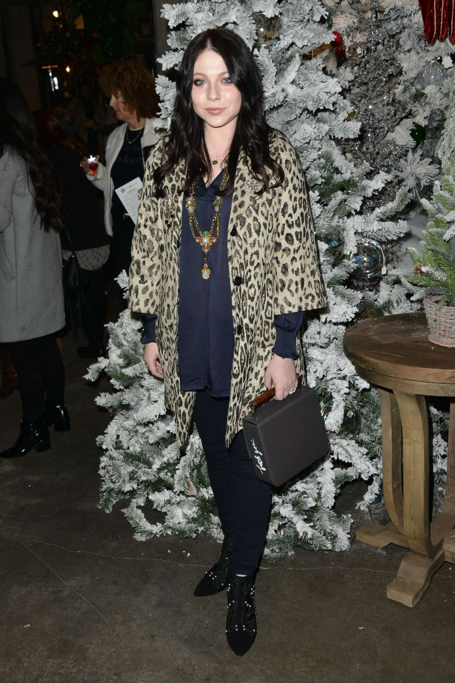 Michelle Trachtenberg 2018 : Michelle Trachtenberg: 1st Annual Cocktails for a Cause with Love Leo Rescue -03