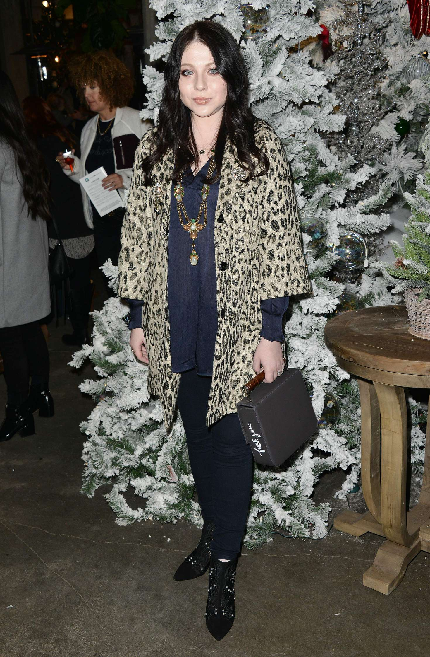 Michelle Trachtenberg 2018 : Michelle Trachtenberg: 1st Annual Cocktails for a Cause with Love Leo Rescue -05