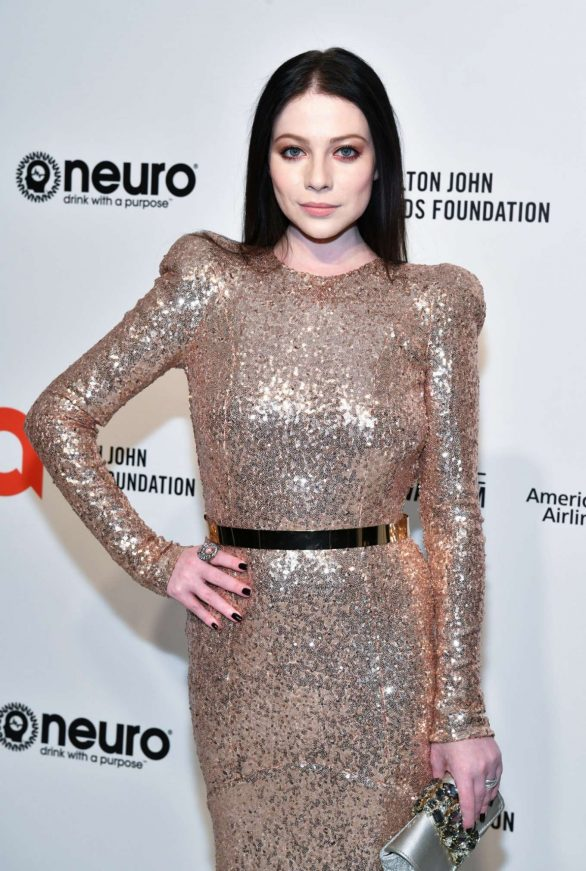 Michelle Trachtenberg - 2020 Elton John AIDS Foundation Oscar Viewing Party in LA