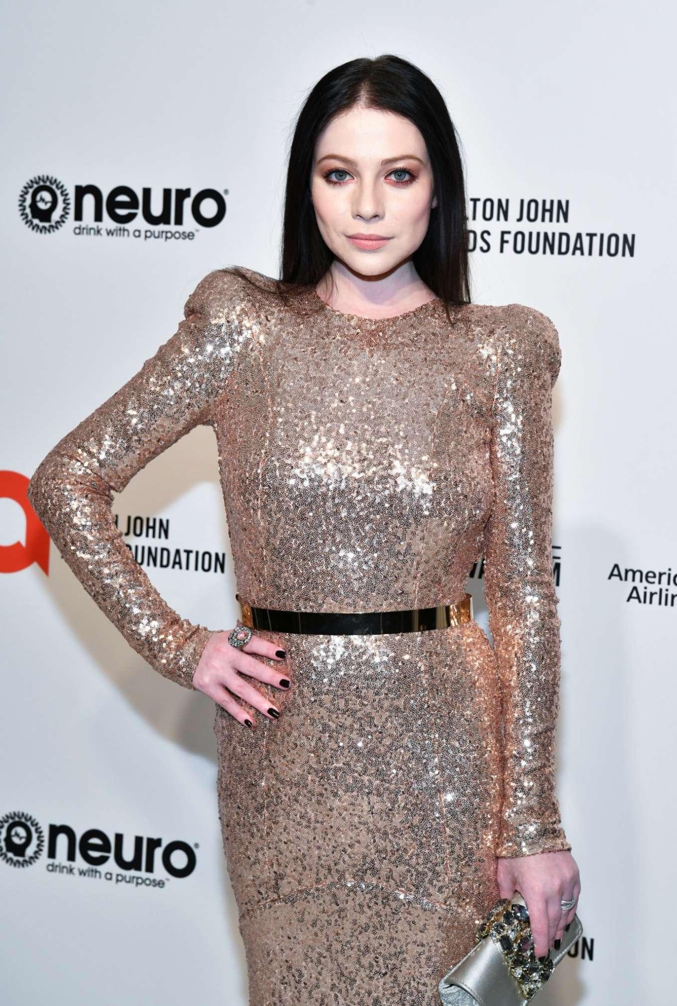 Michelle Trachtenberg - 2020 Elton John AIDS Foundation Oscar Viewing Party in LA
