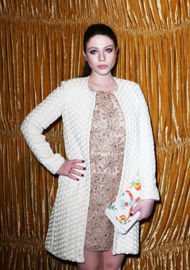 Michelle Trachtenberg - Alice + Olivia Fashion Show 2015 in NYC