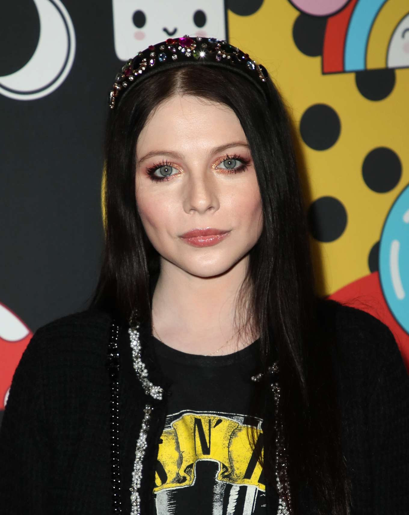 Michelle Trachtenberg 2019 : Michelle Trachtenberg – alice + olivia by Stacey Bendet x FriendsWithYou Collection-01