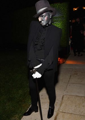 Michelle Trachtenberg - Casamigos Halloween Party in Beverly Hills