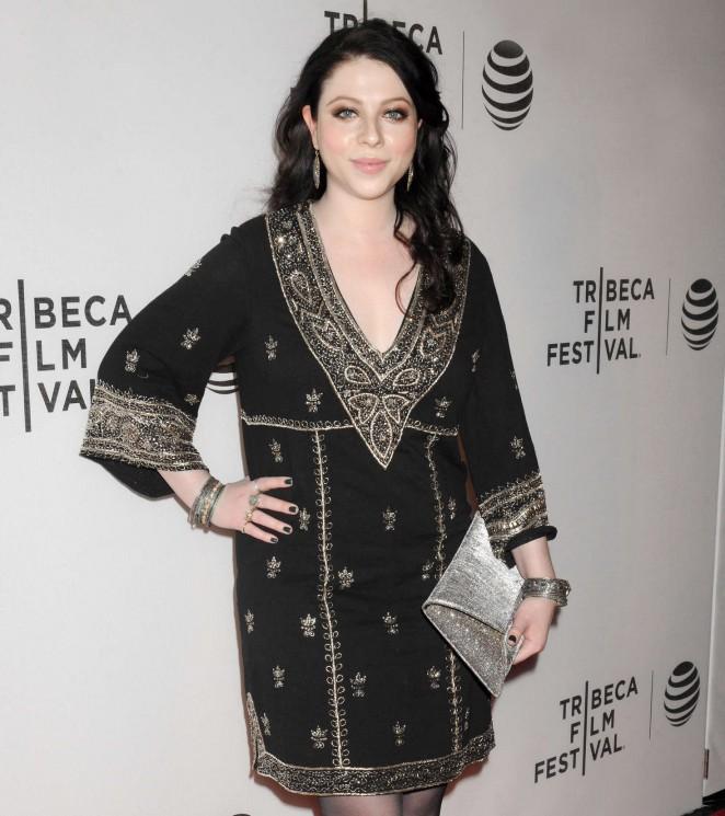 Michelle Trachtenberg - 'Geezer' Premiere at 2016 Tribeca Film Festival in NYC
