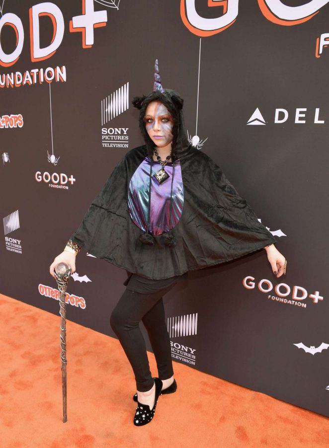 Michelle Trachtenberg - GOOD + Foundation's 3rd Annual Halloween Bash in Culver City