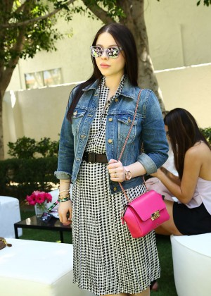 Michelle Trachtenberg - People StyleWatch & REVOLVE Fashion and Festival Event in Palm Springs