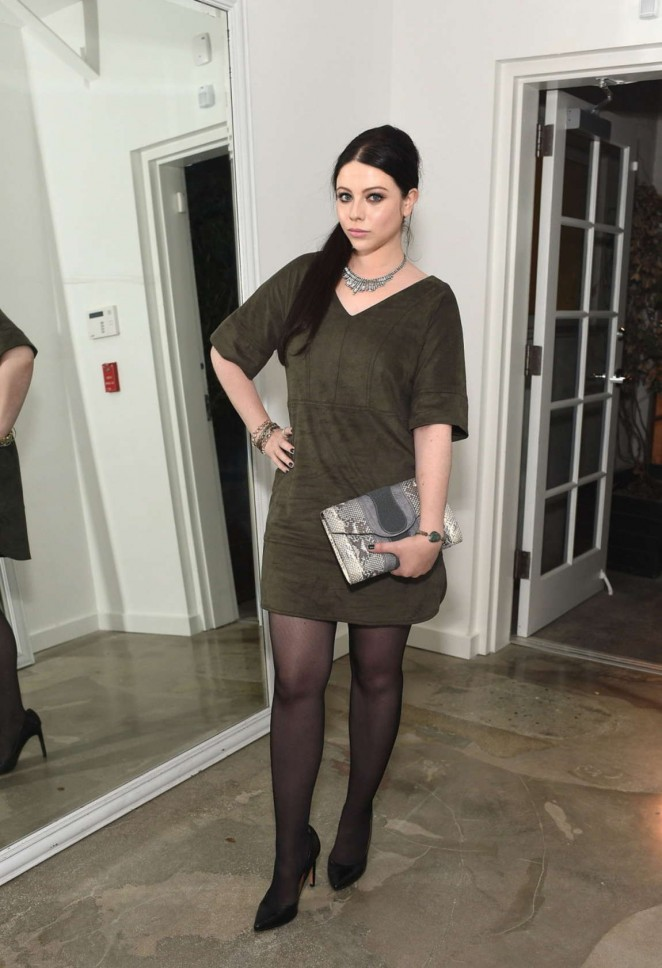 Michelle Trachtenberg: The A List 15th Anniversary Party -01