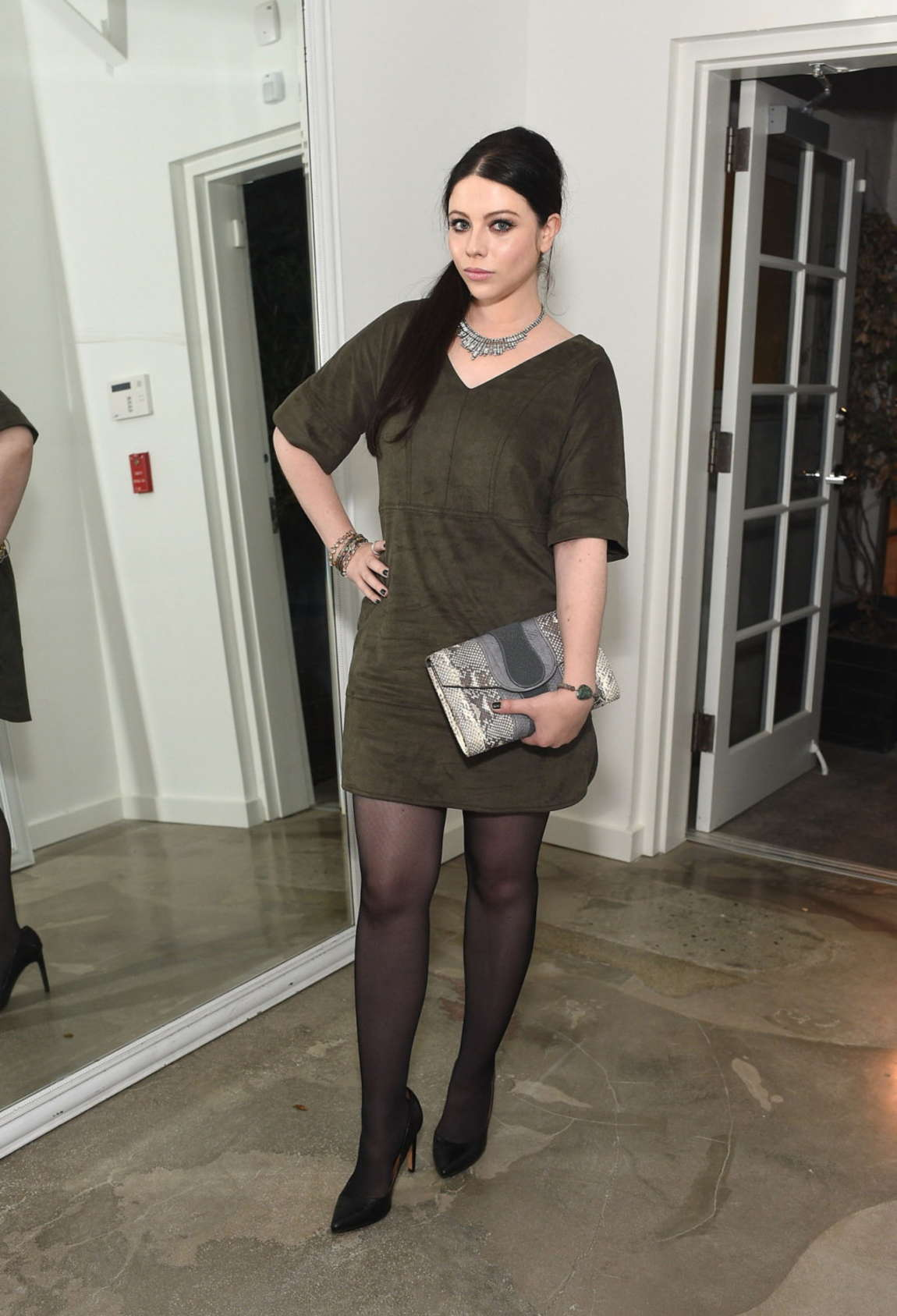 Michelle Trachtenberg 2015 : Michelle Trachtenberg: The A List 15th Anniversary Party -03