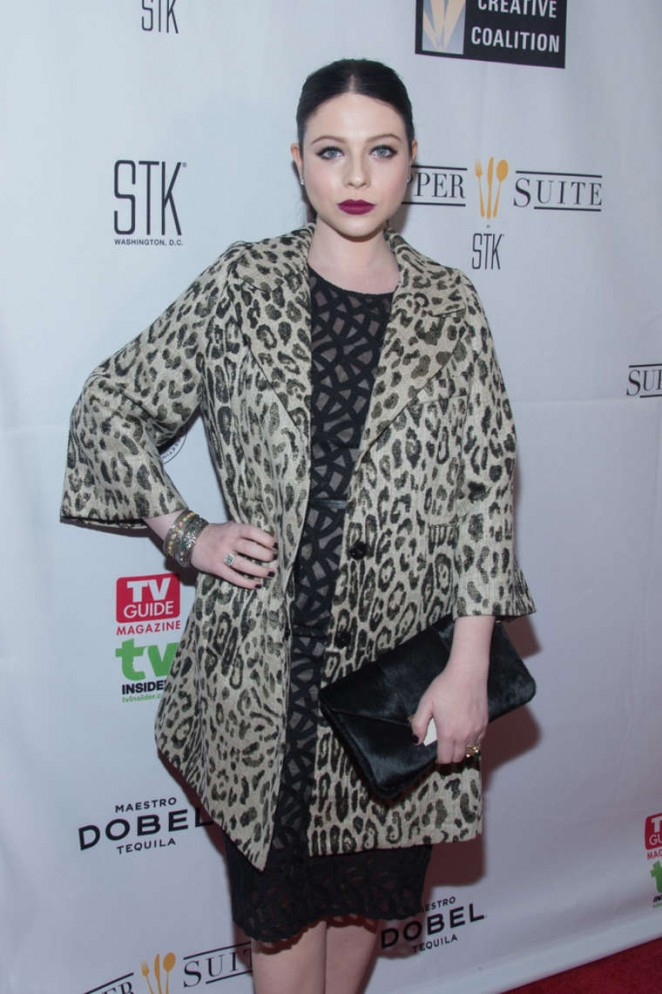 Michelle Trachtenberg - The Creative Coalition 2015 Benefit Dinner in Washington