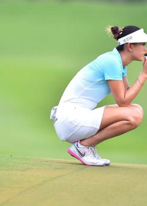 Michelle Wie - 2015 LPGA Thailand in Chonburi