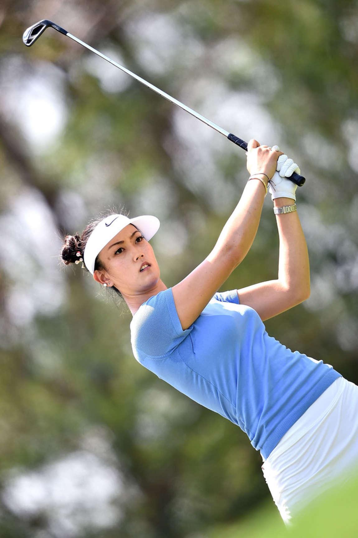 Michelle Wie - 2016 Honda LPGA Thailand in Chon Buri