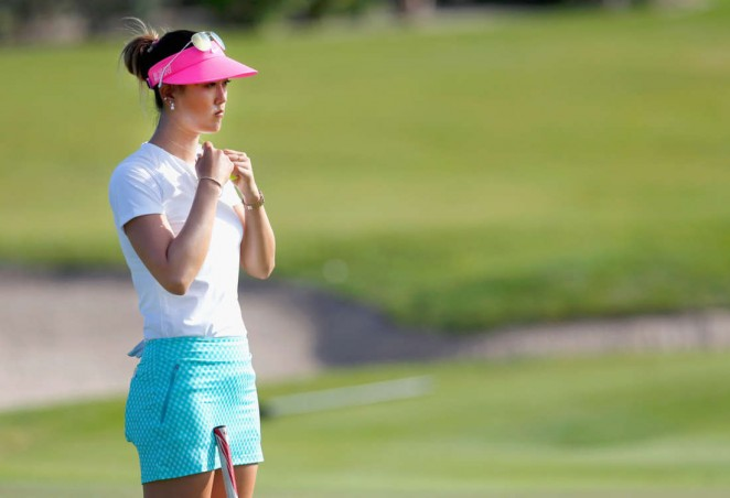 Michelle Wie - Pure Silk Bahamas LPGA Classic in Paradise Island