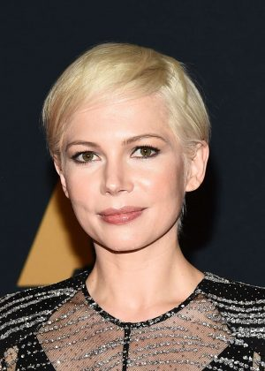 Michelle Williams – 2016 Governors Awards in Hollywood  Michelle Williams