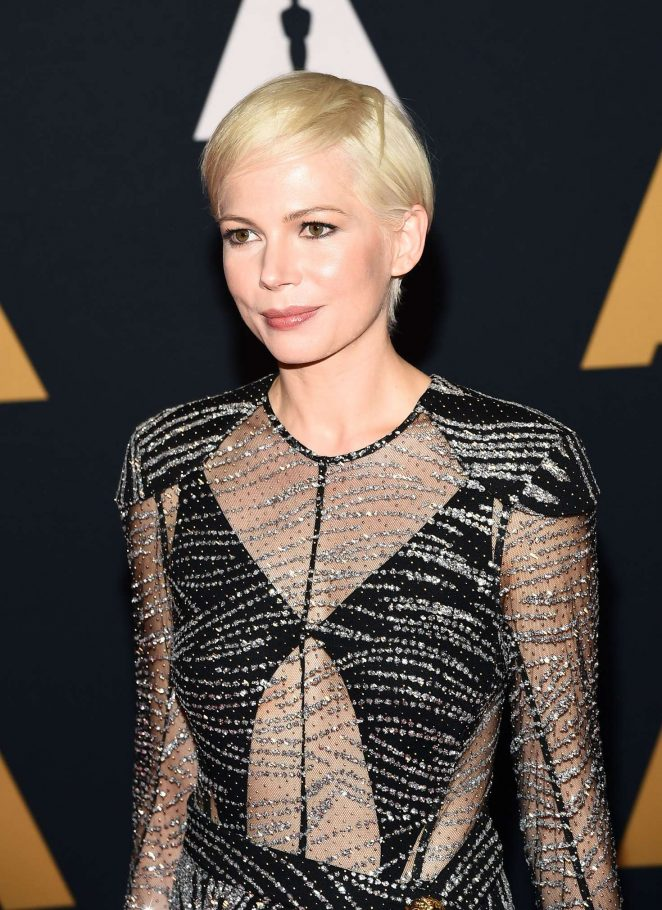 Michelle Williams - 2016 Governors Awards in Hollywood