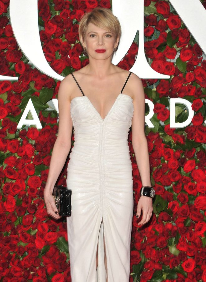 Michelle Williams - 2016 Tony Awards in New York