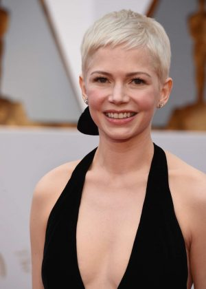 Michelle Williams – 2017 Academy Awards in Hollywood  Michelle Williams