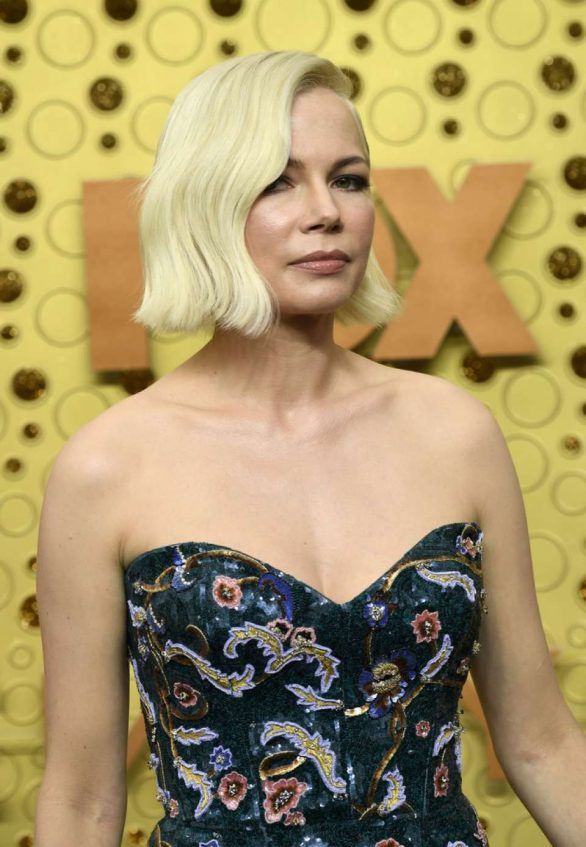 Michelle Williams - 2019 Emmy Awards in Los Angeles