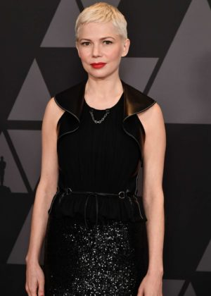 Michelle Williams - 9th Annual Governors Awards in Hollywood