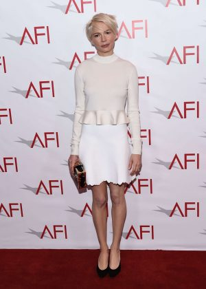 Michelle Williams - AFI Awards Luncheon in Los Angeles