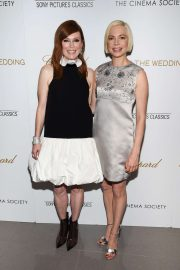 Michelle Williams and Julianne Moore - 'After The Wedding' Screening in New York