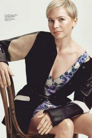 Michelle Williams - Elle Australia Magazine (June 2019)