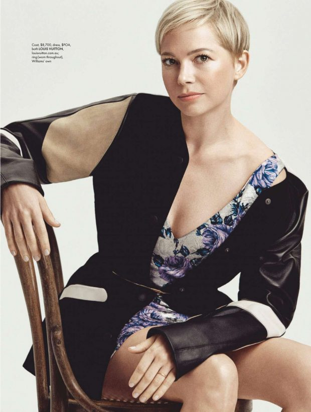 Michelle Williams - Elle Australia Magazine (June 2019)
