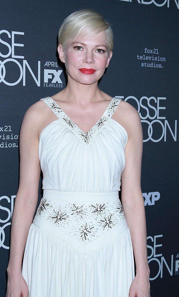Michelle Williams - 'Fosse/Verdon' TV Show Premiere in NYC