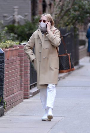 Michelle Williams - Out in New York