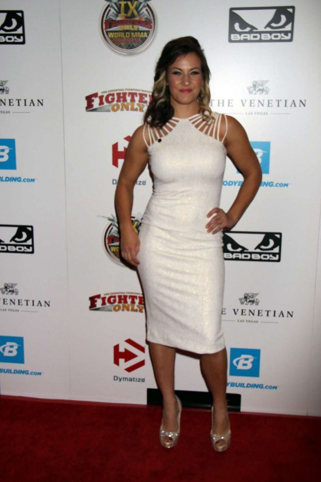Miesha Tate – 99th Annual Fighters Only World Mixed Martial Arts Awards in Las Vegas