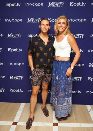 Mikaela Shiffrin - Variety Studio Presented By Inscape and ispot.tv in Cannes