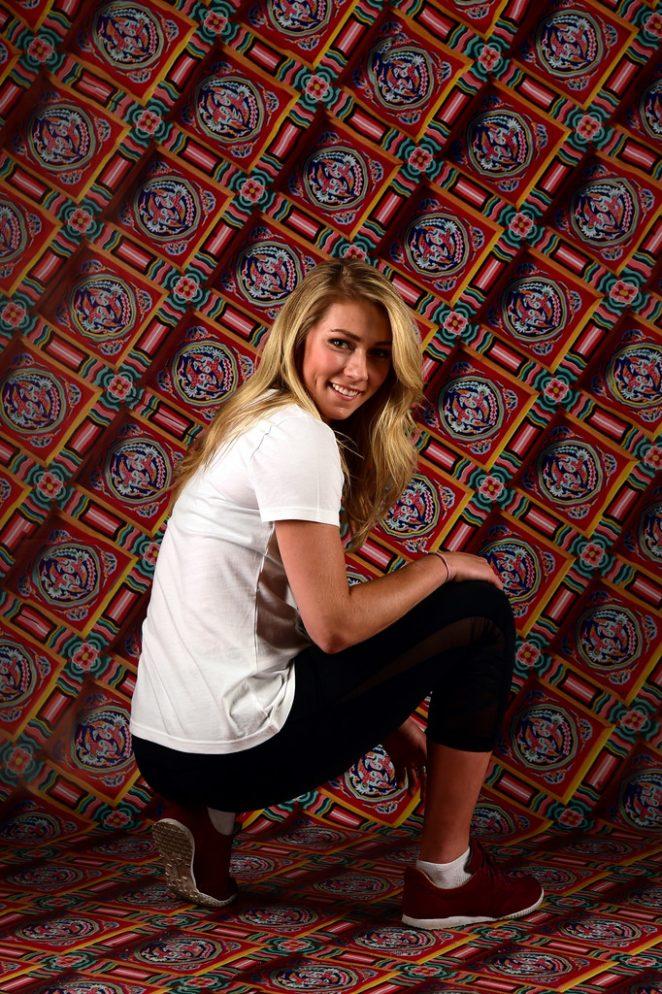 Mikaela Shiffrin: Winter Olympics 2018 Portraits -19 ...