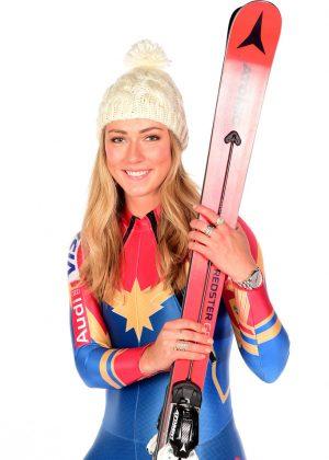 Mikaela Shiffrin - Winter Olympics 2018 Portraits