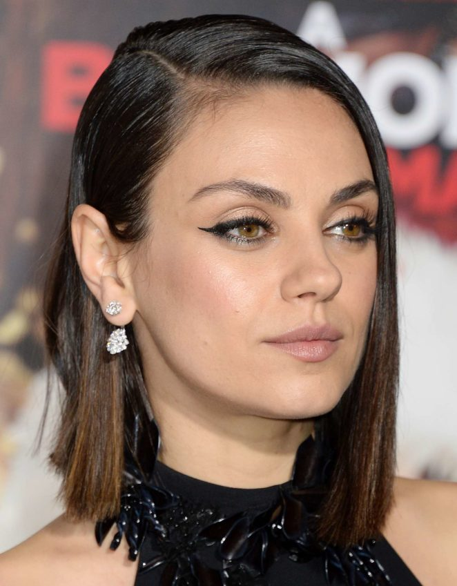 Mila Kunis: A Bad Moms Christmas Premiere -07