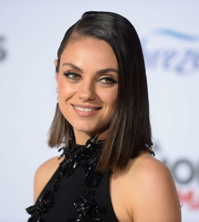 Mila Kunis: A Bad Moms Christmas Premiere -09