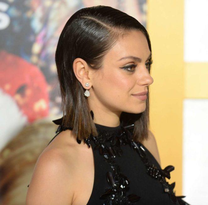 Mila Kunis: A Bad Moms Christmas Premiere -12