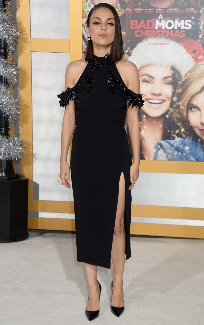 Mila Kunis: A Bad Moms Christmas Premiere -23