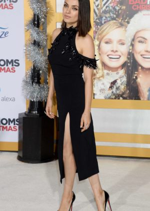 Mila Kunis - 'A Bad Mom's Christmas' Premiere in Westwood
