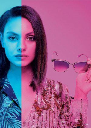 Mila Kunis and Kate McKinnon - Techlife News Magazine (August 2018)