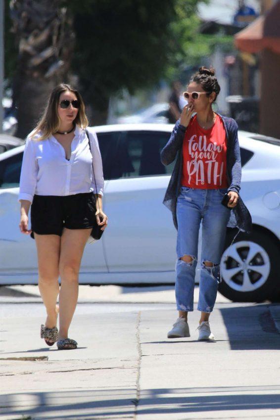 Mila Kunis 2019 : Mila Kunis – Arrives at a local nails salon in LA-15
