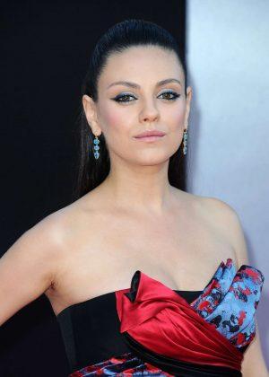 Mila Kunis - 'Bad Moms' Premiere in Los Angeles