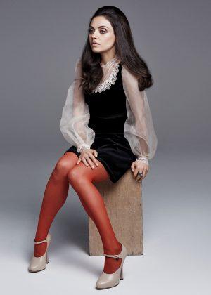 Mila Kunis - Glamour US Magazine (August 2016)