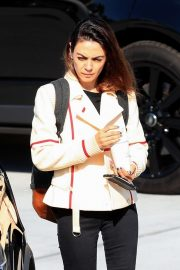 Mila Kunis - Heads to a meeting in Beverly Hills