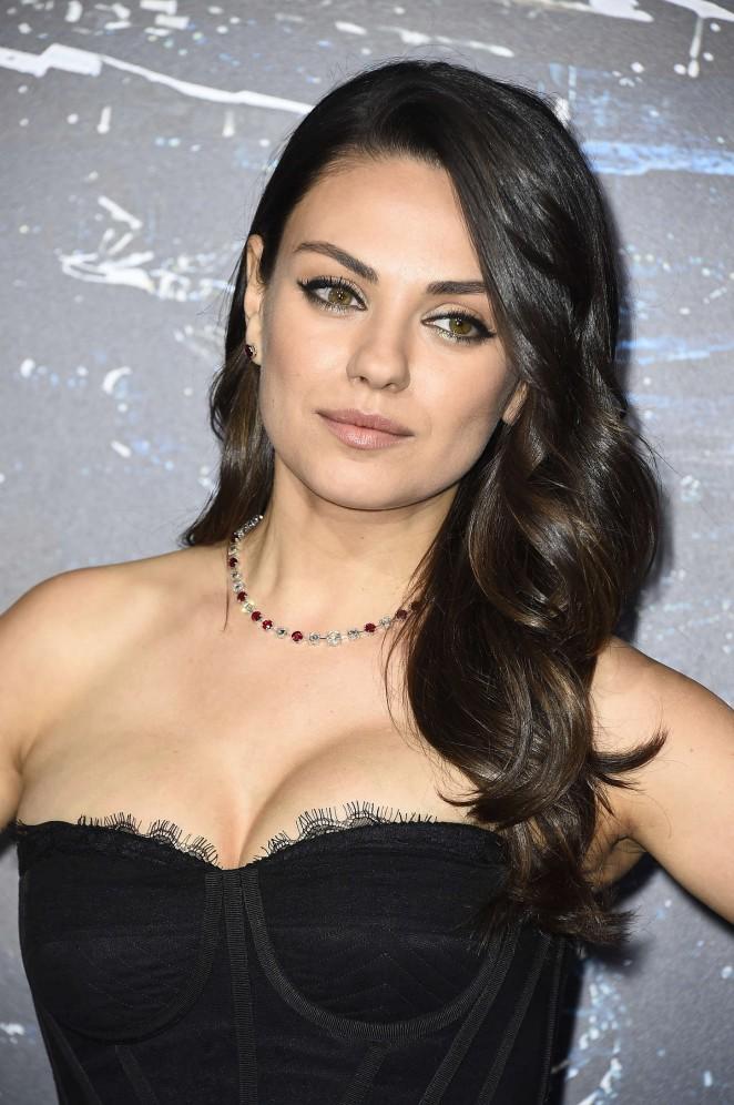 """Mila Kunis - """"Jupiter Ascending"""" Premiere in Hollywood"""