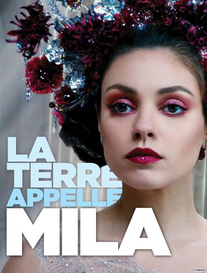 Mila Kunis - Le Magazine Cineplex (February 2015)