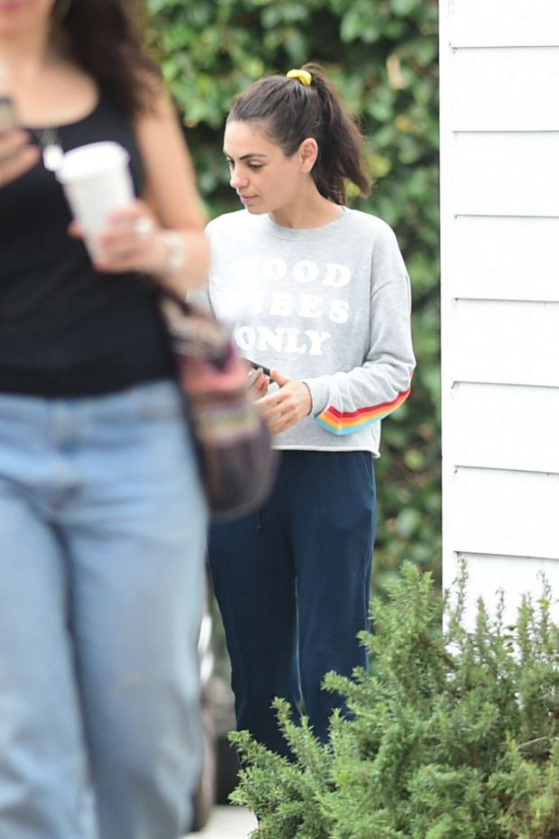 Mila Kunis: Leaves Bellacures in Studio City-04