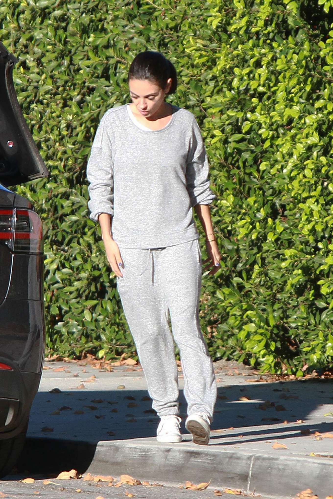 Mila Kunis - Oout in Los Angeles