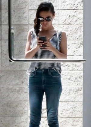 Mila Kunis - Out in Century City