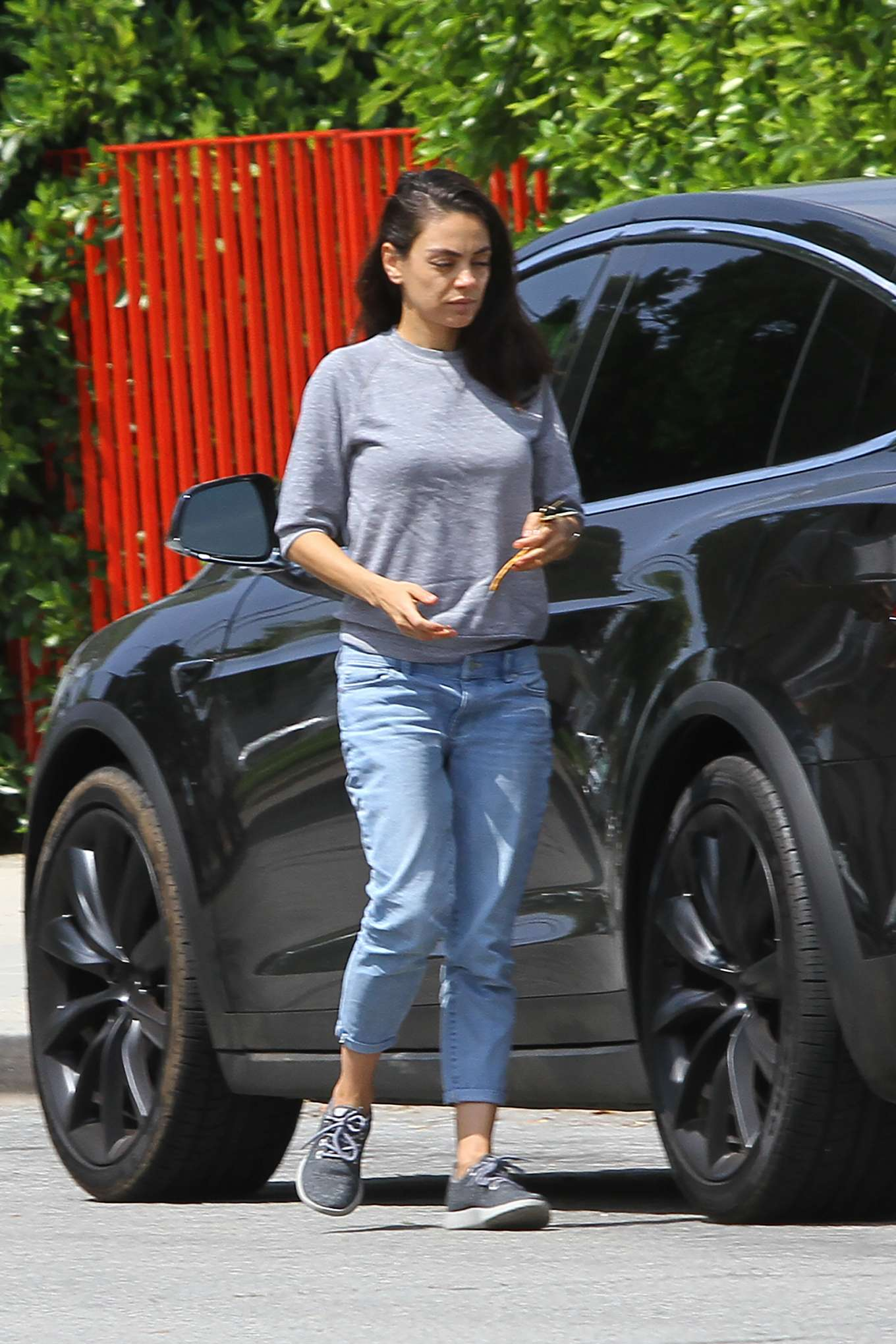 Mila Kunis - Out in Los Angeles