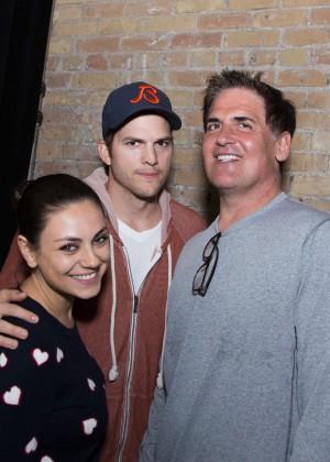 Mila Kunis - The Launch of Ashton Kutcher & Guy Oseary's Sound Ventures in Austin